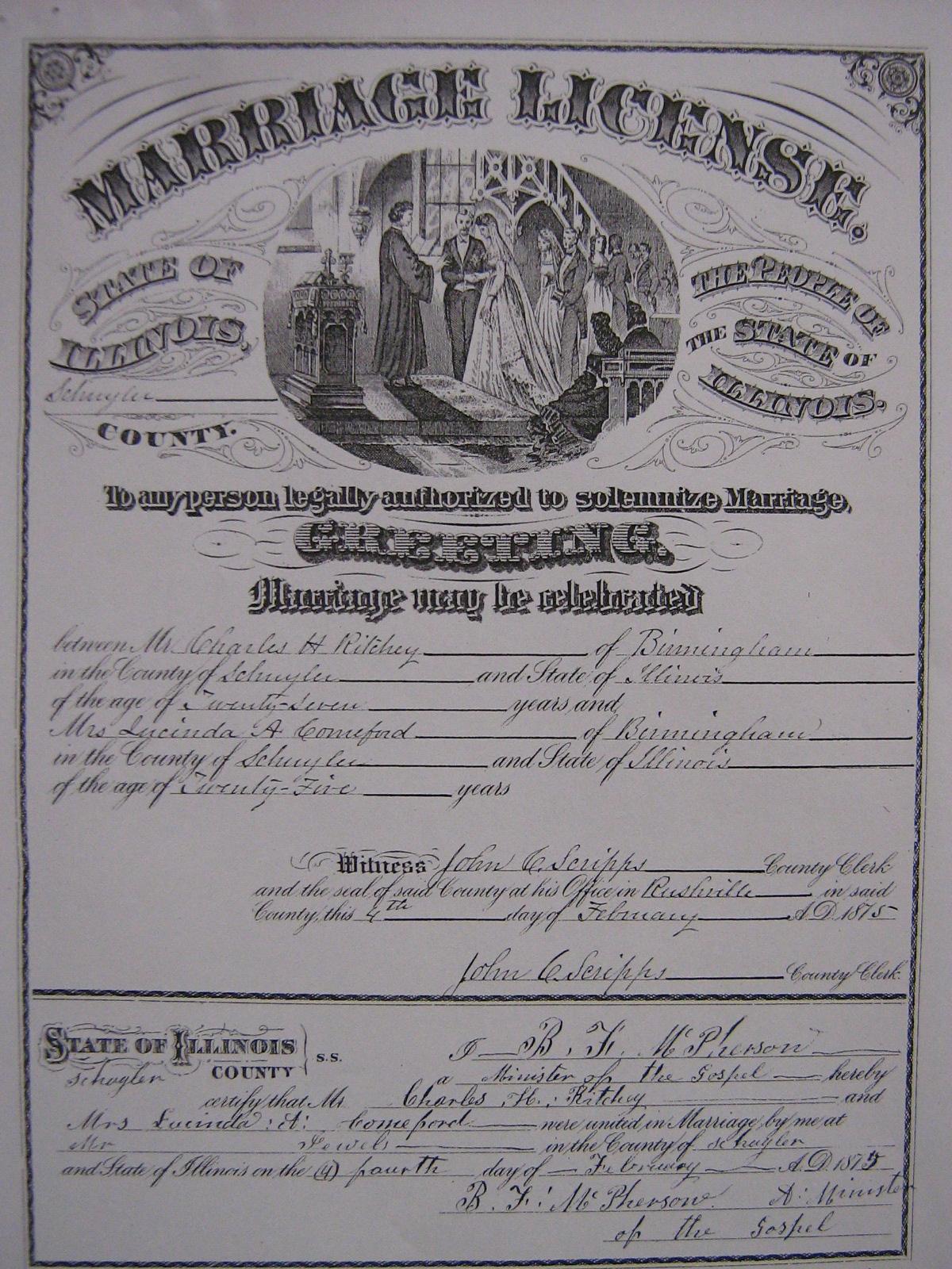 Marriage license omaha ne