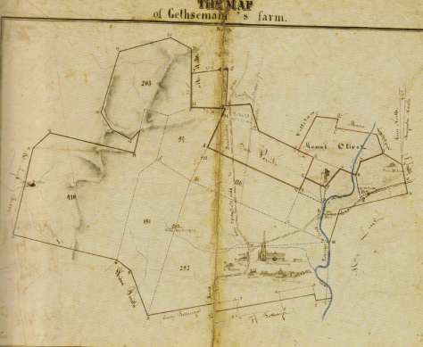 Abbey Map
