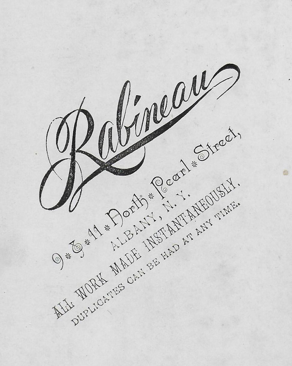 Photographs by Rabineau – Albany, NY – Kentucky Kindred Genealogy